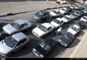 وضعیت ترافیکی جادههای شمالی