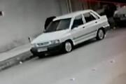 ببینید | سرقت پراید مثل آب خوردن؛ در خیابان اصلی مقابل بیمارستان خاتم ایرانشهر !