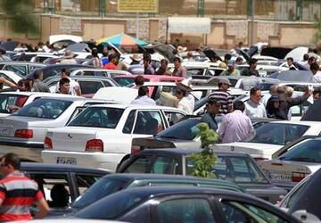 ریزش قابلتوجه قیمت خودرو/قیمت ۲۰۶ بیش از ۳۰ میلیون کاهش یافت