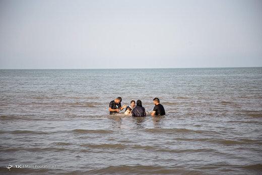 مسافران کرونا در گیلان