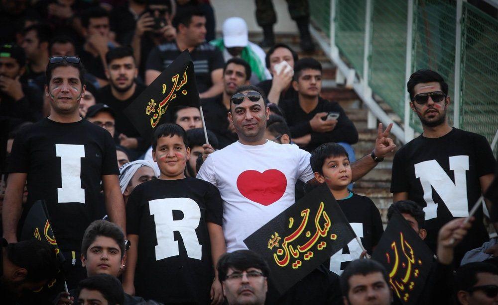 حسینیه صدهزارنفری استادیوم آزادی 4 ساله شد/عکس