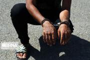 راهزنان جاده آشخانه- جنگل گلستان بازداشت شدند