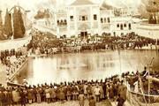 عکس | میدان توپخانه در روز عاشورا در دوران قاجار