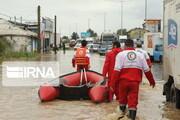 کمکرسانی به ۱۵۸۶ نفر سیلزده در شهریورماه امسال