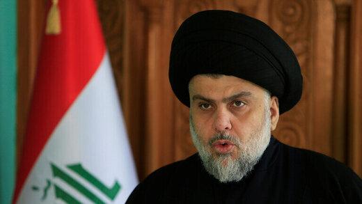 مقتدی صدر: گروههای خارجی به عراق حملهور شدهاند
