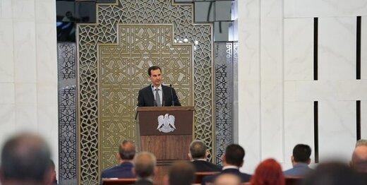 بشار اسد از کابینه جدید رونمایی کرد