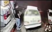 عوامل درگیری پمپبنزین بوکان دستگیر شدند