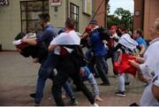 سورپرایز معترضان برای لوکاشنکو: تولدت مبارک، وطنفروش/عکس