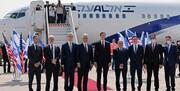 نماینده بن زاید با نتانیاهو عبری صحبت کرد