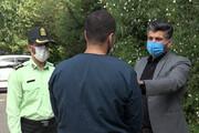 ببینید | صحبتهای مسافر هتاک به مازندرانی ها پس از دستگیری