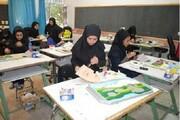 هنرستان دخترانه هنرهای زیبا منطقه آزاد قشم برای اولین بار هنرجو می پذیرد