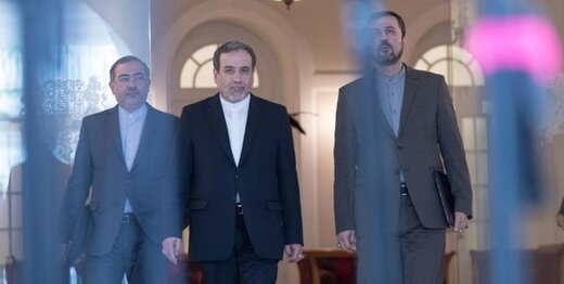 Araghchi in Vienna to attend JCPOA joint commission meeting