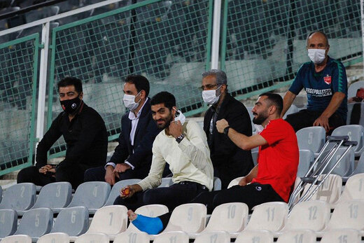 ۲ بازیکن پرسپولیس منتظر بازگشت گلمحمدی