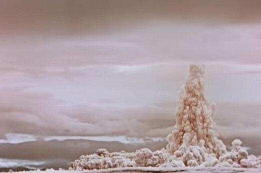 ببینید   آزمایش قدرتمندترین بمب هیدروژنی جهان توسط روسیه