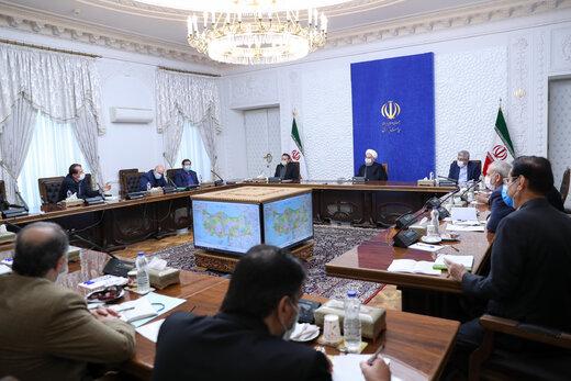روحاني: تعزيز العلاقات الإستراتيجية مع الجوار يعد إحدى أولويات إيران