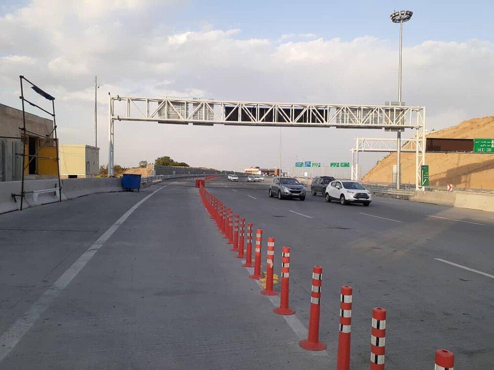 هزینه ساخت قطعه 2 آزادراه تهران شمال چقدر تخمین زده شده است؟