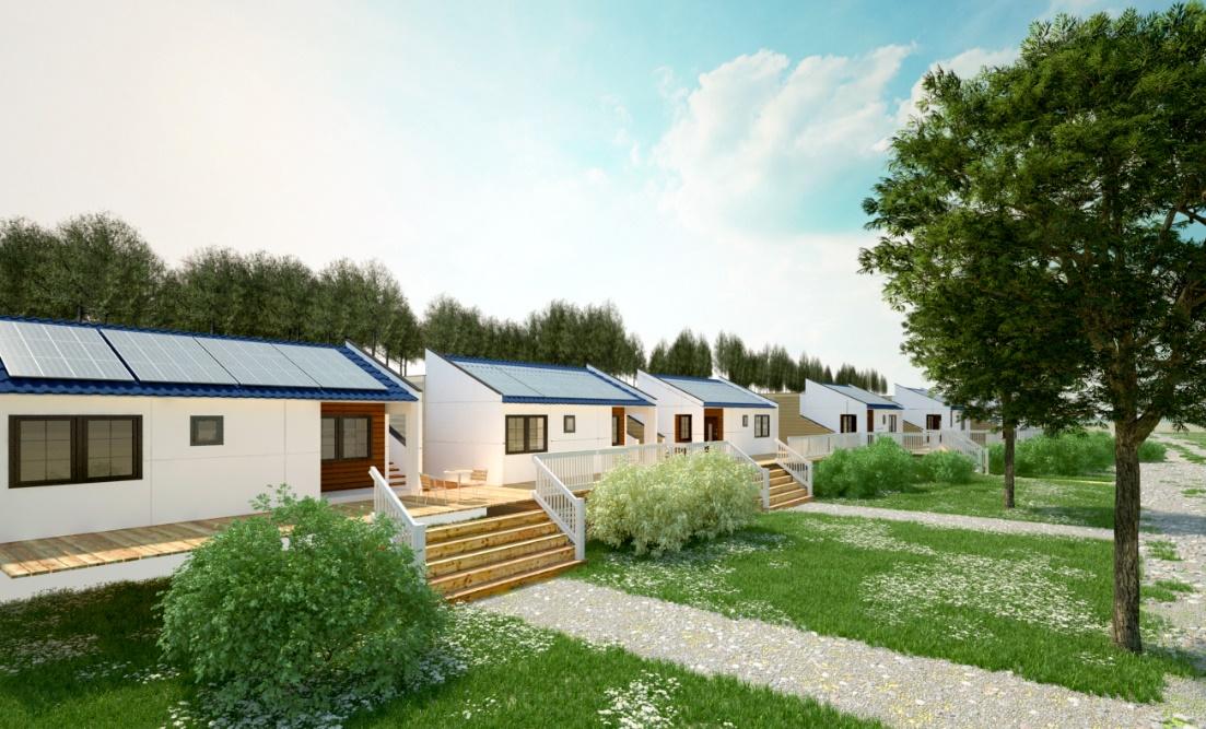 5452163 - خانه های سبز، تحولی در ساماندهی مسکن روستایی
