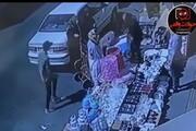 ببینید | کیفقاپی در میدان شوش تهران در کسری از ثانیه!