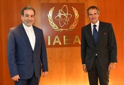Grossi urges continuation of Iran-IAEA cooperation