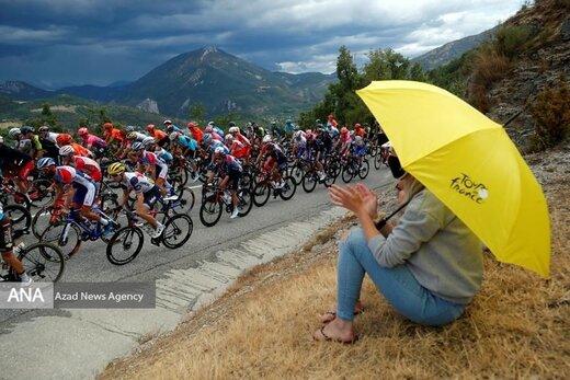 تور دوچرخه سواری فرانسه زیر سایه کرونا