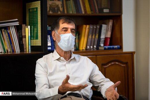 باهنر: رئیسی به من گفت کاندیدا نمی شود /رفتارهای قالیباف شبیه نامزد ریاست جمهوری است تا رئیس مجلس / لاریجانی بیحساب و کتاب کاری نمیکند