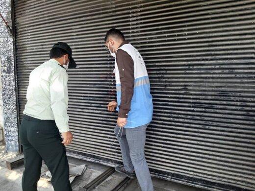 پلمب ۷ قهوه خانه متخلف در محدوده بازار تهران/ اخطار به ۱۱ مغازه
