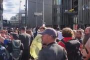 ببینید | حفر خندق  ۱۰ متری دور پارلمان آلمان!