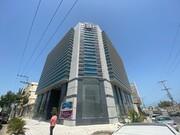 بازدید دکتر بانک مشاور رییس جمهور از هتل آوینای قشم