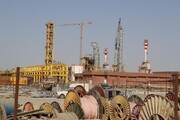 تحقق ۹۹درصدی برداشت تکلیفی گاز از پارس جنوبی