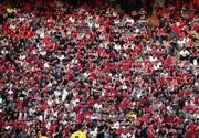 هواداران پرسپولیس در نظرسنجی فیفا/عکس