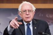 ببینید | برنی سندرز: دموکراسی یعنی اینکه ترامپ را از کاخ سفید به بیرون بیندازیم