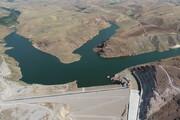 ببینید | این سد زیبای اطراف تبریز که امروز افتتاح می شود