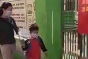 ببینید | در چین چگونه از دانشآموزان در برابر کرونا محافظت میکنند
