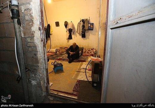 پلمپ ۲۱ منزل خردهفروشان مواد مخدر در جنوب تهران/خانههایی با ۱۵۰ اتاقک!