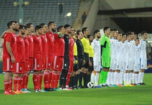 زمان جدید بازی ایران و ازبکستان مشخص شد