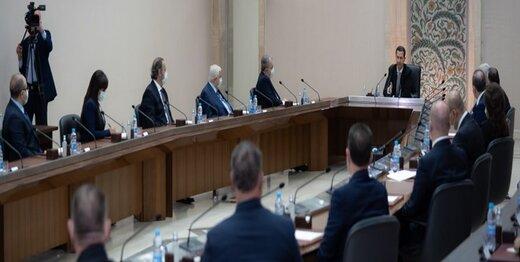 پیشنهاد بشار اسد برای مقابله با تحریمهای آمریکا