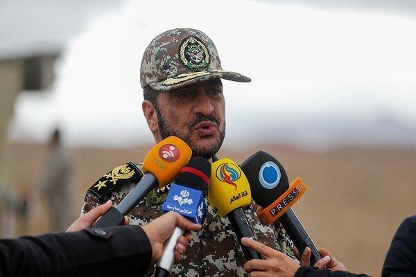 هشدار یک مقام عالی ارتش به دشمنان/قدرت رویایی و مقابله با پدافند ایران را نداشته و نخواهید داشت