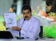مادورو پس از 120 سال صادرات دام زنده را آغاز کرد