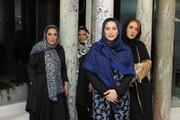 «شام ایرانی» زنان بازیگر در خانه فریبا نادری / عکس