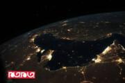ببینید | تصویر خیره کننده خلیج فارس از منظر ایستگاه فضایی بینالمللی