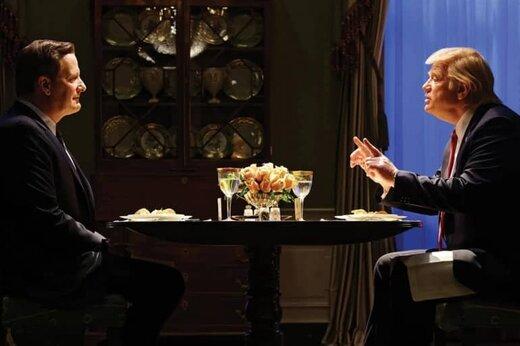 سریالی که دست ترامپ را قبل از انتخابات رو میکند