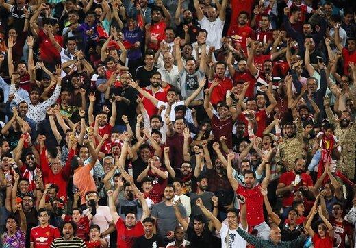 آغاز رقابت پرسپولیس و تراکتور در نظرسنجی AFC/عکس