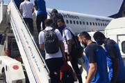 ببینید | درگیری فیزیکی چند بازیکن استقلال در فرودگاه مشهد