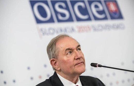 خط و نشان نماینده آمریکا برای لوکاشنکو