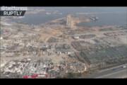 ببینید | اینجا بیروت است یک ماه پس از انفجار مرگبار