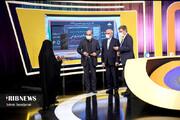 تصاویر | افتتاح مدرسه تلویزیونی ایران با حضور رئیس رسانه ملی