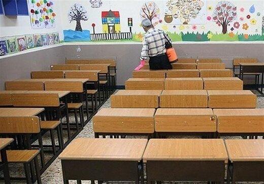بازگشایی حضوری مدارس دیر اعلام شد/ مدیران مدرسه آماده نیستند