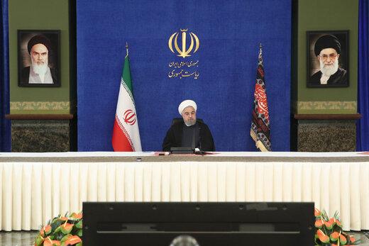 روحانی : العدو أراد أن نعطل كل شيء بحجة كورونا