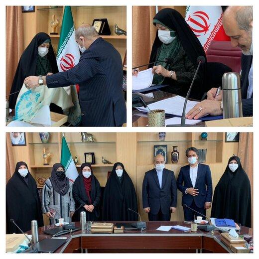 سازمان منطقه آزاد قشم با معاونت امور زنان و خانواده ریاست جمهوری تفاهمنامه همکاری امضا کرد