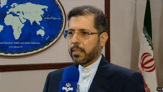 سخنگوی وزارت خارجه: انگلیس باید بدهی خود را با جریمه تأخیر بپردازد